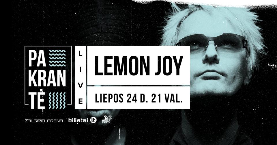 Lemon Joy Pakrante FB