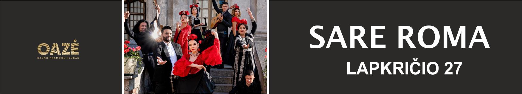 Sare roma - FB COVER 2021
