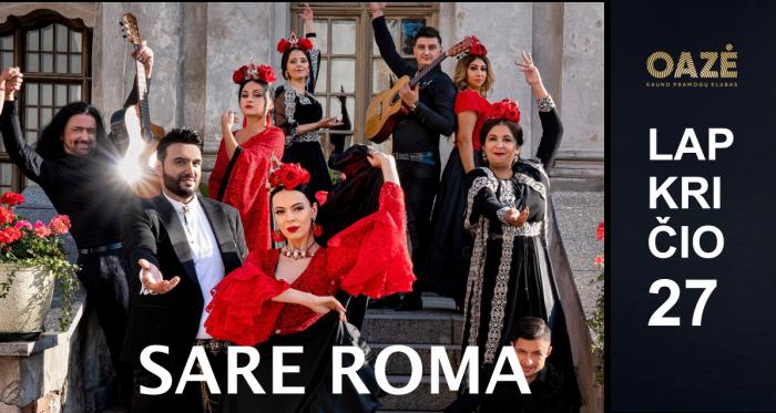 Sare roma - FB EVENT 2021